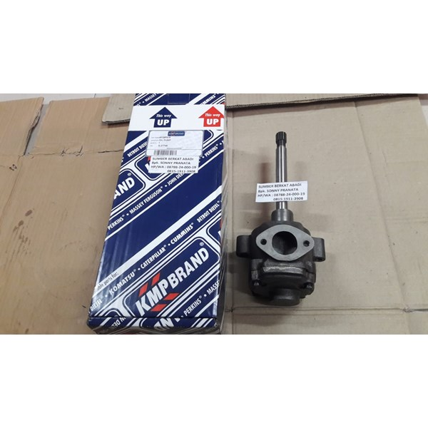 kmp 4132f016 oil pump-3