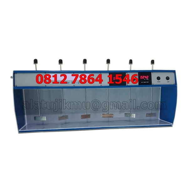jual jar test ( flocculator ) model : fc-6