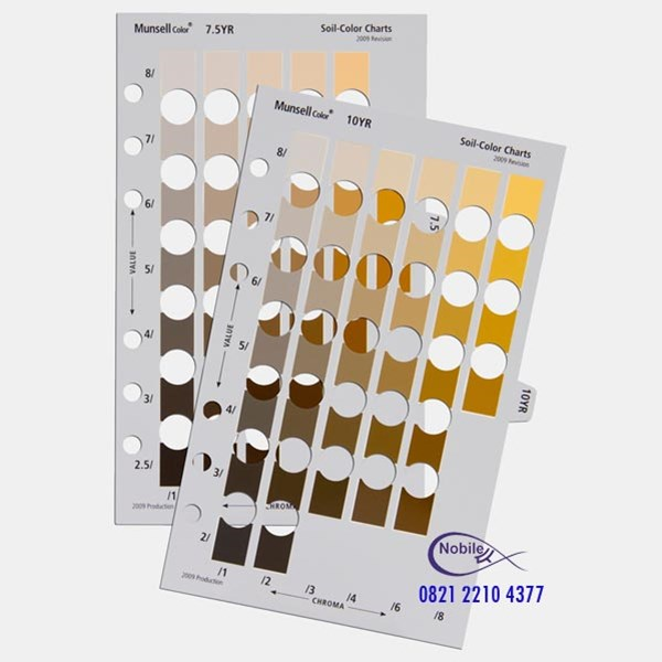 soil munsell color book
