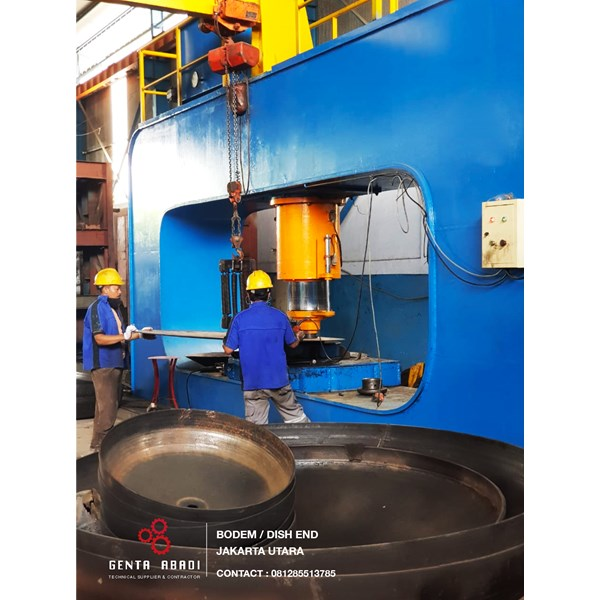 section bending, bodem, dish end, roll plate-3