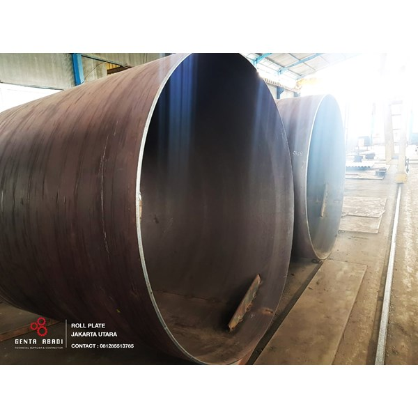 section bending, bodem, dish end, roll plate-2