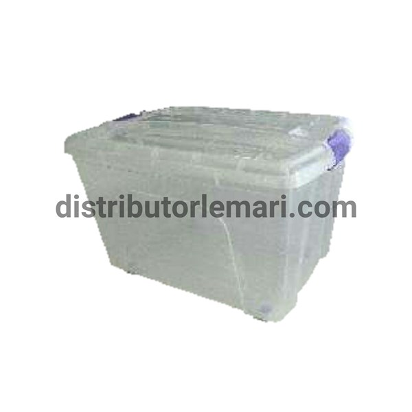 box container roxane 50 lt prime clear