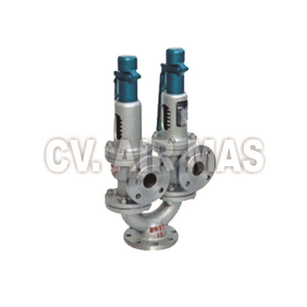safety valve marine double spring