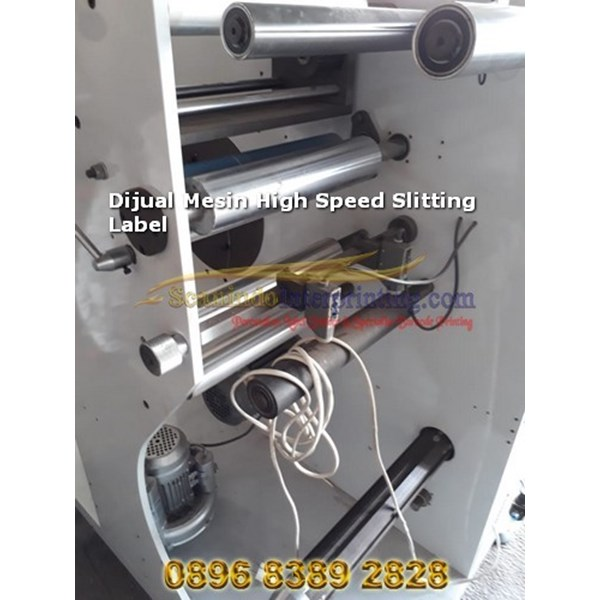mesin slitting label high speed (printer label)-1
