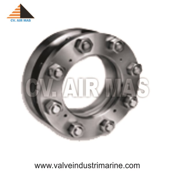 flange case steel