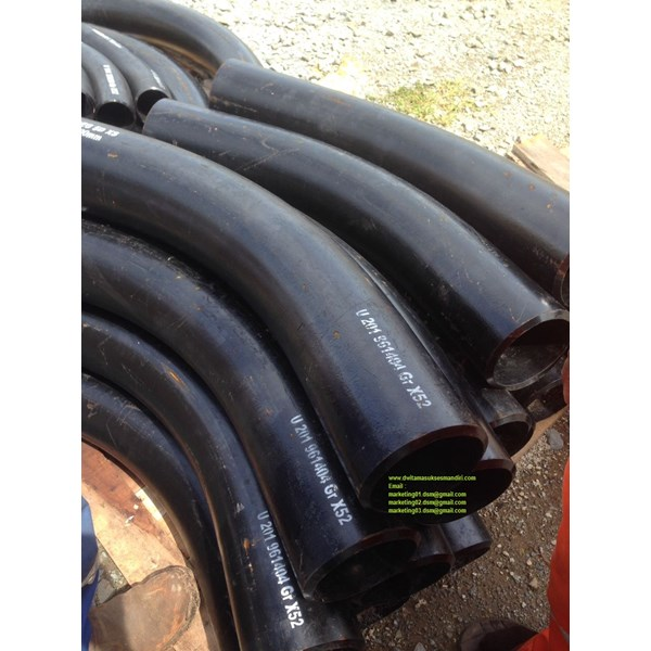 jual pipe hot induction bend 5d-5