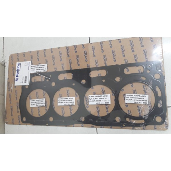 perkins 3681e051 cylinder head gasket - genuine-2