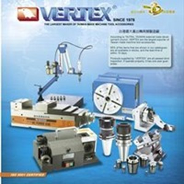 vertex rotary table mesin milling hv-10-7