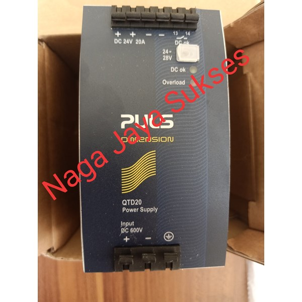 jual puls power supply qtd20.241-1