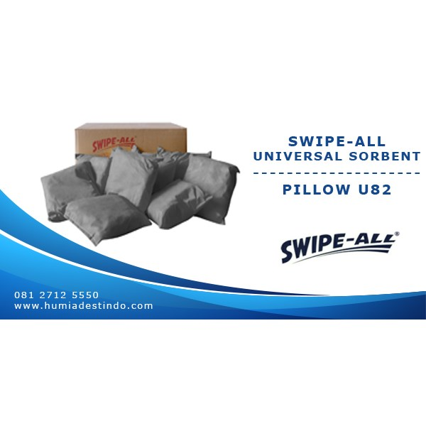 swipe-all u82 - universal sorbent pillow