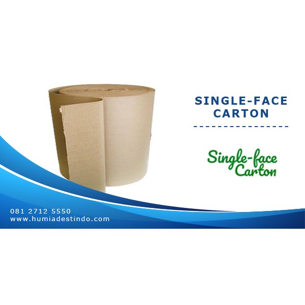 single-face carton / kertas karton gelombang-3
