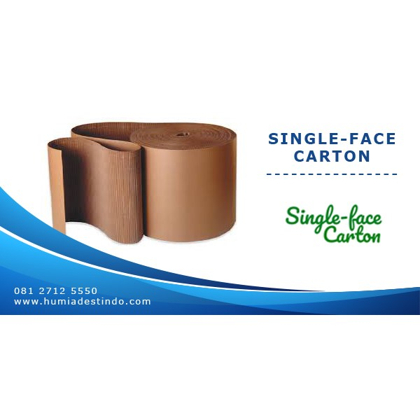 single-face carton / kertas karton gelombang-4