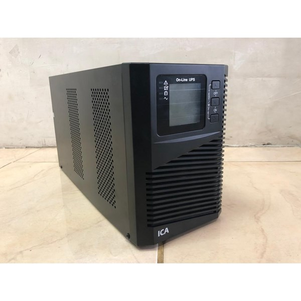 ups (uninterruptible power supply) ica se1100 on line 1000va-1