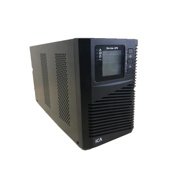 ups (uninterruptible power supply) ica se1100 on line 1000va-2