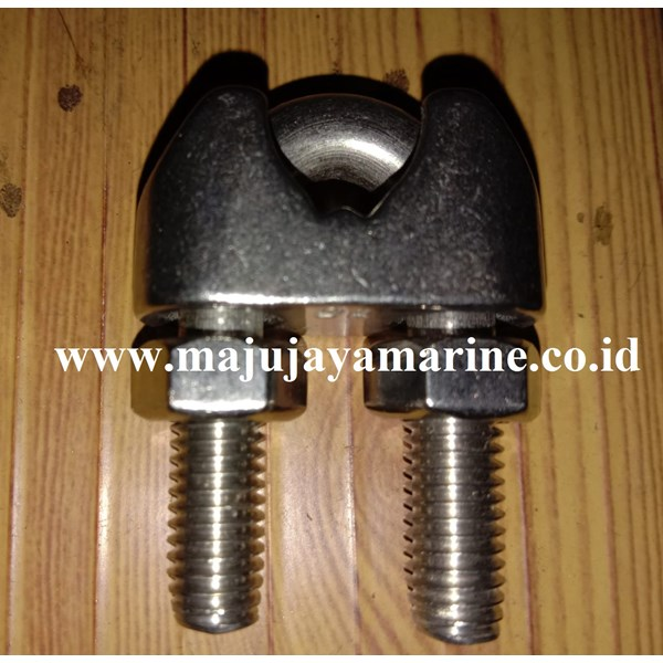 klem seling wire rope clamps kuku macan eire clip stainless