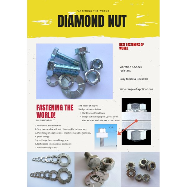 diamond nut fasteners-2