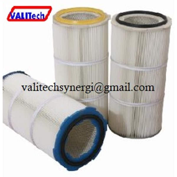 recycle filter dust collector-1