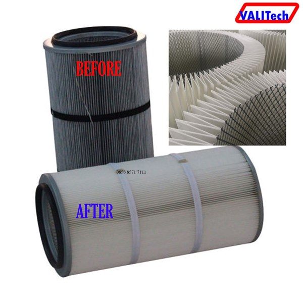recycle filter dust collector-7