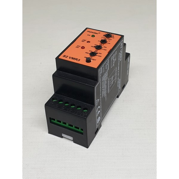 minilec s2 vmr3 380-440vac phase failure relay
