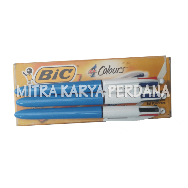 pulpen big 4 warna