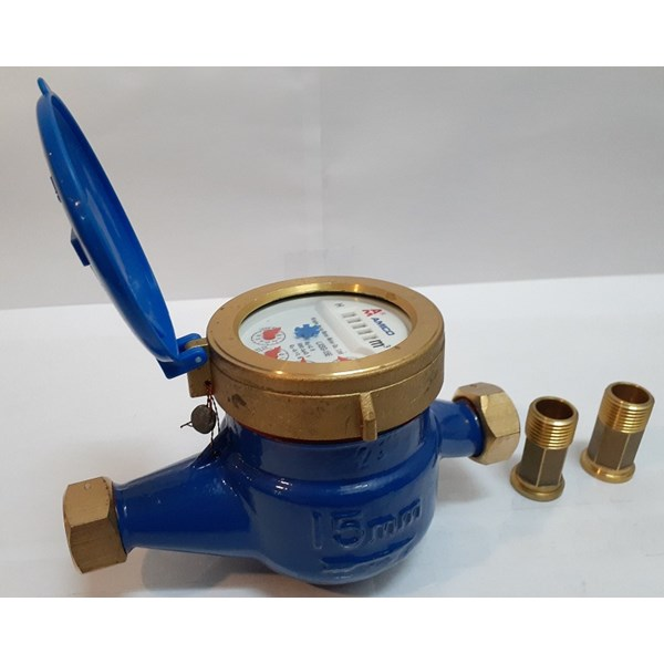 amico 1/2 inch water meter