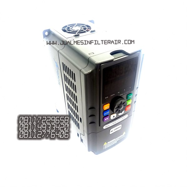 inverter skydrive 1phase 1,5kw 220v sky200 made in taiwan-1