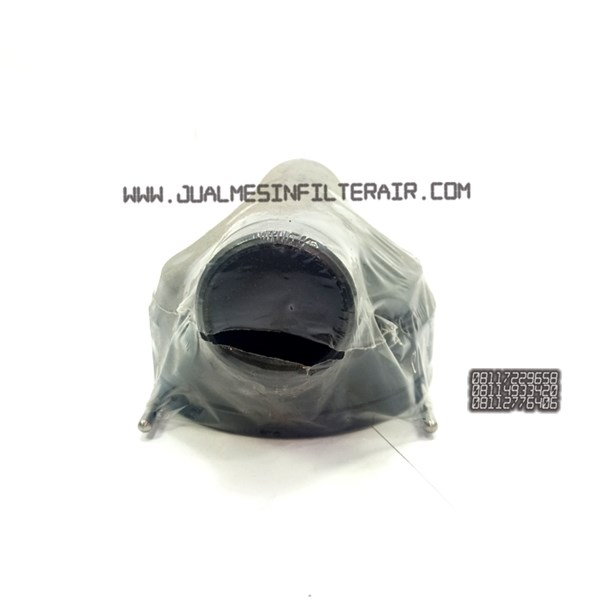 side mount connectors filter tabung frp-1
