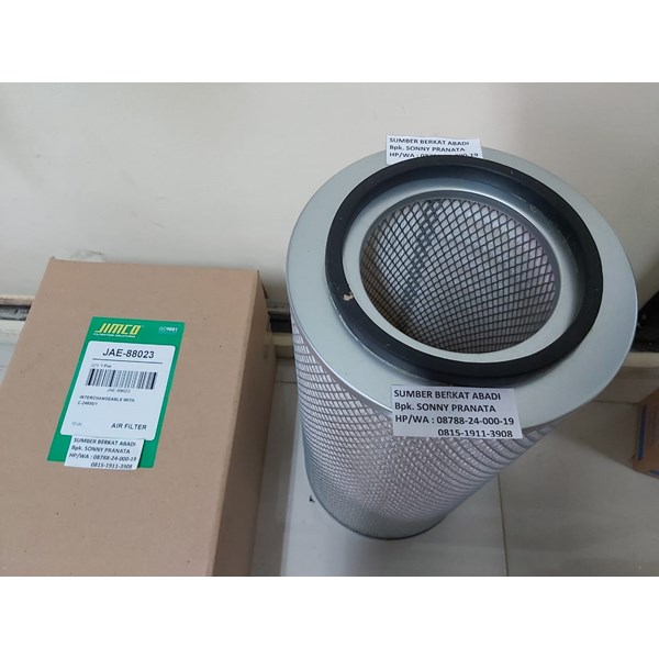 jimco jae-88023 jae 88023 air filter interchangeable with c-24650-1-2