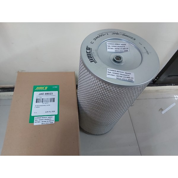 jimco jae-88023 jae 88023 air filter interchangeable with c-24650-1-3