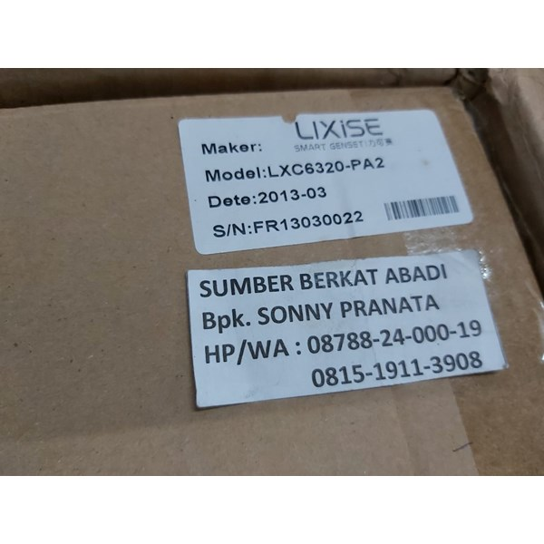 lixise lxc6320-pa2 lxc 6320 ats control for power-1