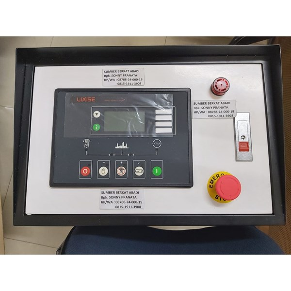 lixise lxc6320-pa2 lxc 6320 ats control for power-5