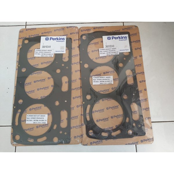 perkins 3681e049 cylinderder head gasket-1