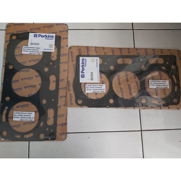 perkins 3681e049 cylinderder head gasket