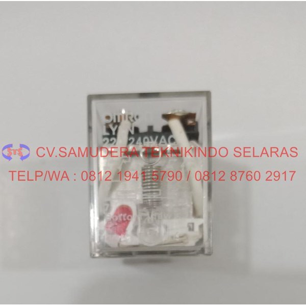 omron relay ly2 ly2n-4