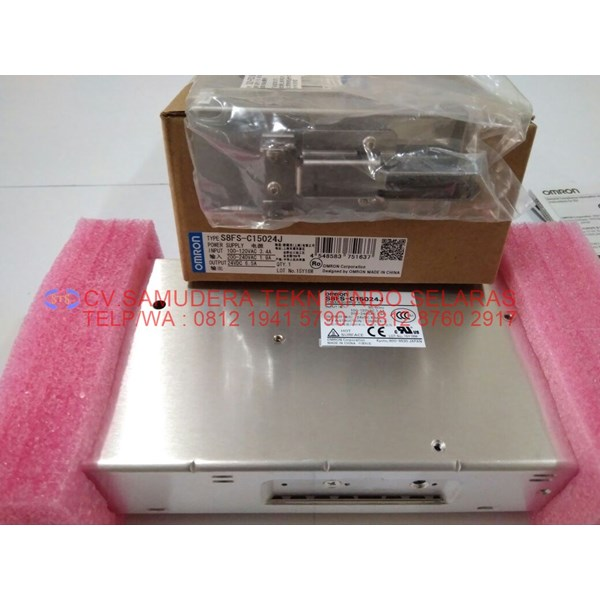 power supply omron output 15vdc 2.4a-5