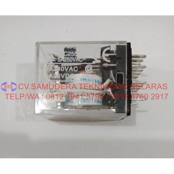 omron relay ly2 ly2n-2