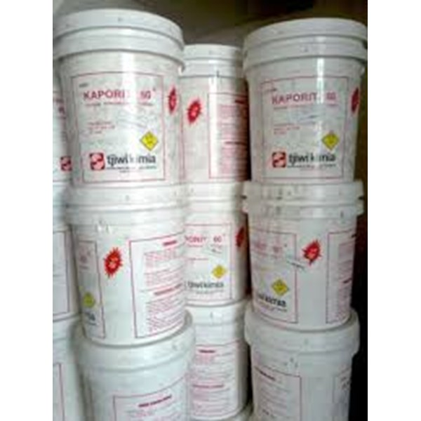 kaporit powder