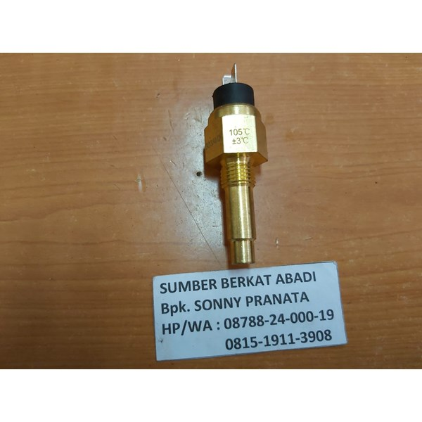 vdo sender sensor temperature and water - made in germany-4
