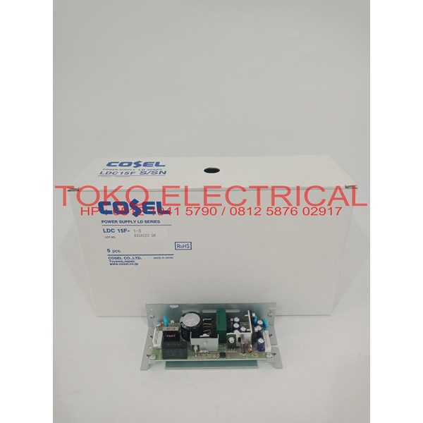 cosel power supply unit single output