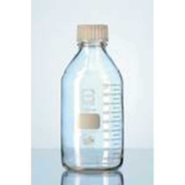 duran® premium bottle with din thread, gl 45 botol laboratorium