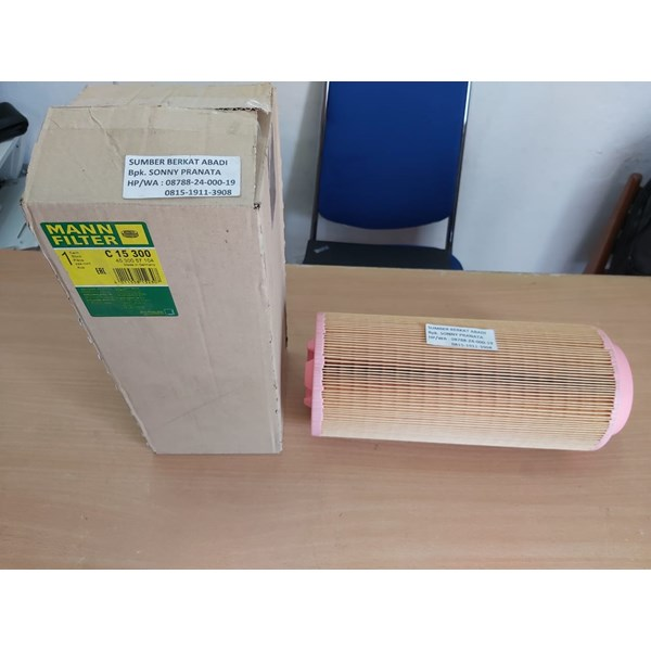 mann filter c 15 300 c15300 air filter - genuine germany-2