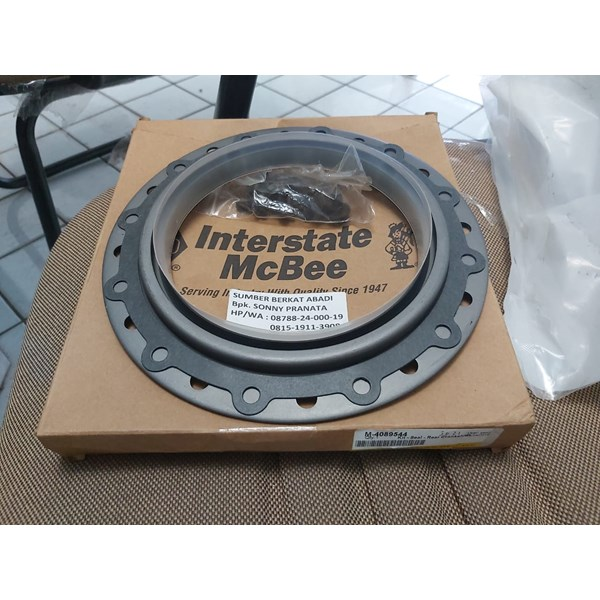 mcbee interstate m-4089544 cummins seal kit rear crankshaft