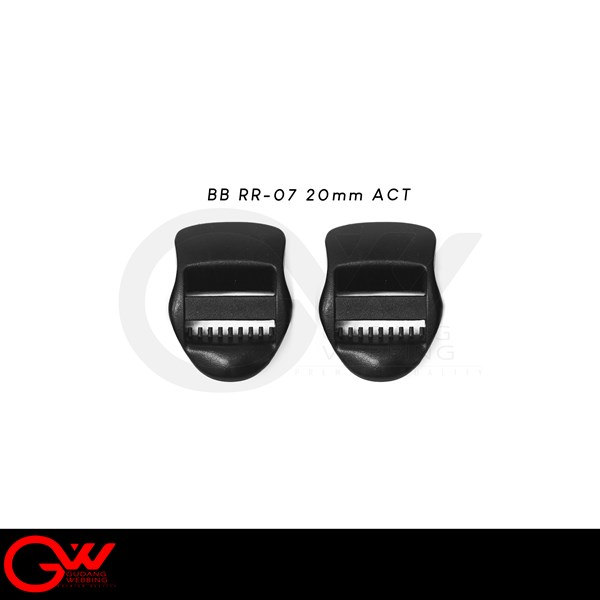 buckle bb rr-07 25mm act