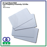 kartu rfid - blank card rfid 125 khz low frequency proximity